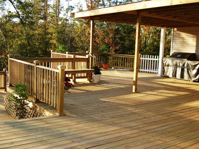 Outdoor Deck Design Ideas: New Orleans Deck Builders