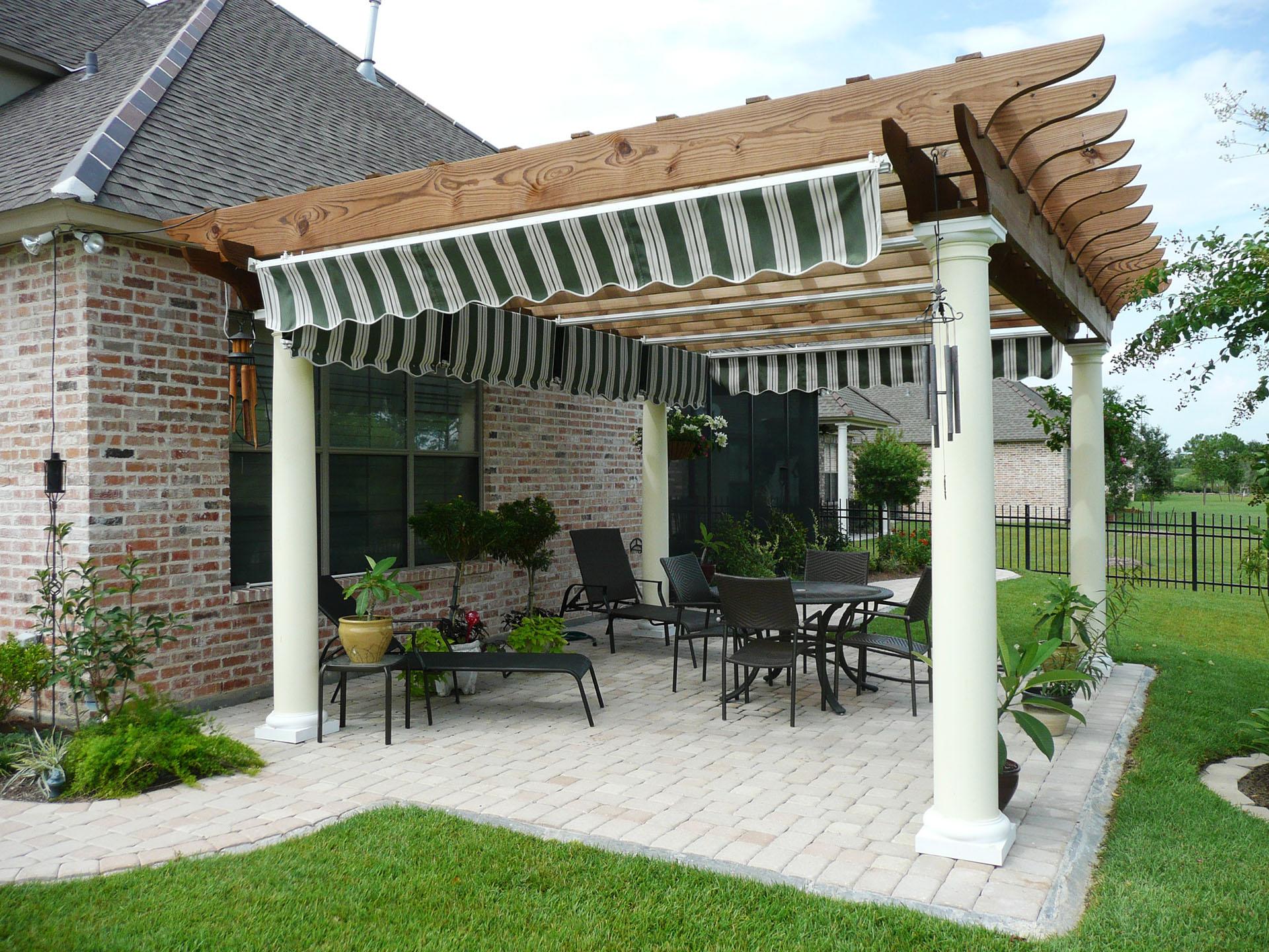 Pergolas | New Orleans Pergola Designs | Custom Outdoor