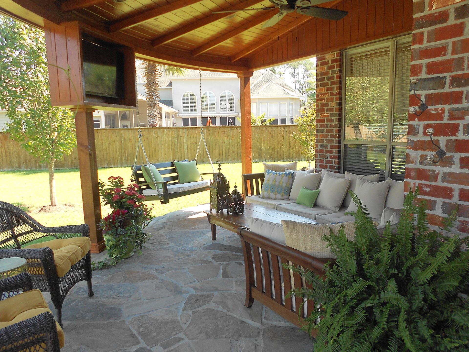pavers custom outdoor concepts. Black Bedroom Furniture Sets. Home Design Ideas
