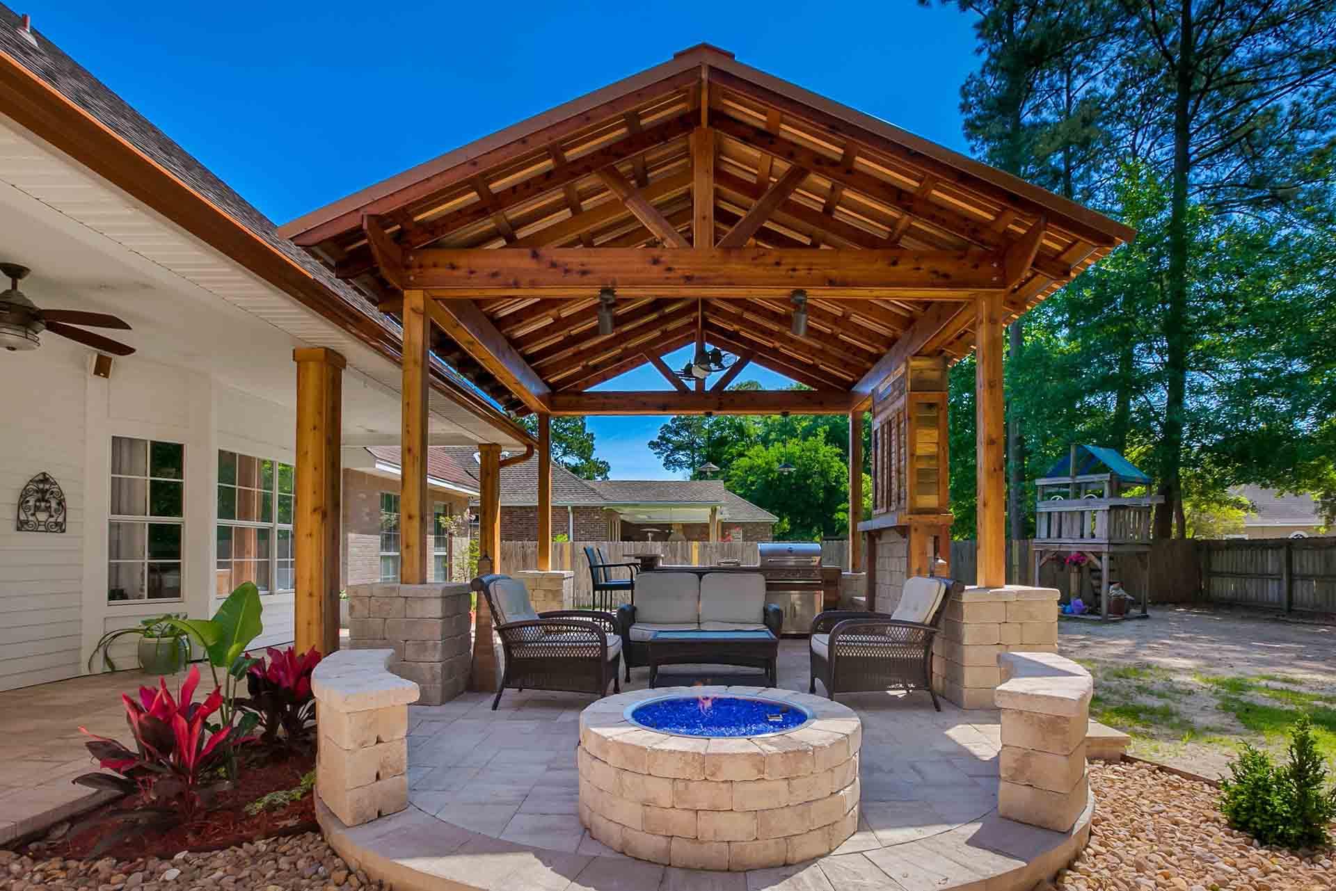 other outdoor specialties custom outdoor concepts. Black Bedroom Furniture Sets. Home Design Ideas